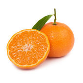 Orange mandarins — Stock Photo