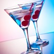 Two martinis — Stock Photo #10968339