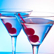 Two martinis — Stock Photo #10968375