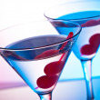 Two martinis - Stock Photo