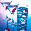 Three cocktails — Stock Photo #10968412