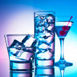 Royalty-Free Stock Photo: Three cocktails