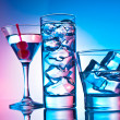 Three cocktails — Stock Photo #10968485