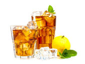 Ice tea — Stockfoto