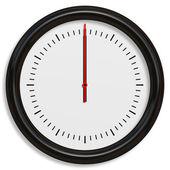 Clock analog — Stock Photo