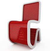 Chair contemporary — Stock Photo