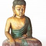 Buddha figure — Stock Photo #10781574