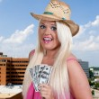 Cowgirl — Stock Photo #11527611