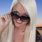 Woman in Sunglasses — Stock Photo #11527612