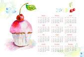 Kalender för 2013 — Stockfoto