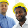 Young confident engineer — Stock Photo
