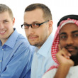 Multicultural young business team — Stock Photo #11689233