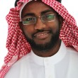 Arab person — Stockfoto