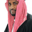 Portrait of an arab man, Sheikh — Stock Photo #11689621
