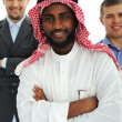 Multicultural business team — Stock Photo #11689688