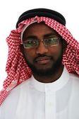 Arab person — Stock Photo
