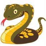 ������, ������: Green snake