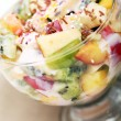 Fruit salad with yoghurt — Stock Photo #11120661