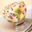 Fruit salad with yoghurt — Stock Photo #11120664
