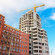 Building under construction — Stock Photo #11455371