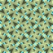 Pattern wallpaper vector seamless background - Grafika wektorowa