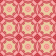 Pattern wallpaper vector seamless background - Image vectorielle