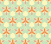 Pattern wallpaper vector seamless background — Stock Vector