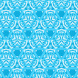 Vintage ice pattern wallpaper vector seamless background — Stock Vector #12106849