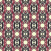 Vintage pattern wallpaper vector seamless background — Stock Vector