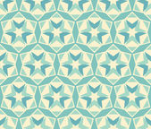 Winter vintage pattern wallpaper vector seamless background — Stock Vector