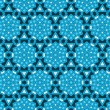 Vintage winter wallpaper pattern seamless background. Vector. - Imagen vectorial