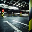 Parking garage underground interior — Stock Photo #11401550