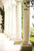 Columns in a Row — Stock Photo