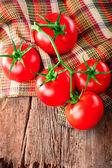 помидоры, томаты свежие — Стоковое фото