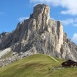 Passo Giau - Stock Photo