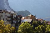 Italiano antico villaggio — Foto Stock