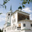 Ancient Orthodox Church in Irkutsk - Stock Photo