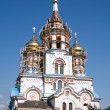 Monastery is built in the nineteenth century, Irkutsk - Stock Photo