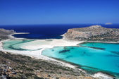 Gramvousa and Balos. Crete, Greece — Stock Photo