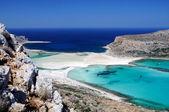 Gramvousa and Balos. Crete, Greece — Stock Photo