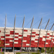 WARSAW, POLAND - JUNE 16: National Stadium on June 16, 2012 in W — Stock Photo