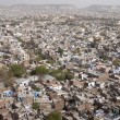 Royalty-Free Stock Photo: Panorama of Jaipur, Rajastan, India