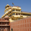 Stock Photo: Pitam Niwas Chowk in City Palace in Jaipur, India