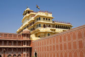 Pitam Niwas Chowk in City Palace in Jaipur, India — Stock Photo