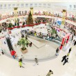Interior of a shopping mall — Stock Photo #10953241