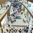 Interior of a shopping mall — Stock Photo #10994576