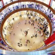 Interior of a shopping mall — Stock Photo #10994579