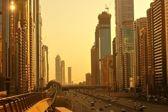City traffic — Zdjęcie stockowe