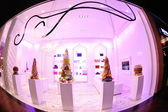 Luxury candy shop — Stock Photo