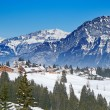 Winter in alps — Stock Photo #10787447